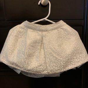 Baby Girl's Holiday Skirt